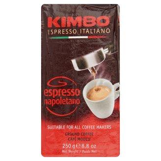 Kimbo Espresso Napoletano Ground Coffee 250 g