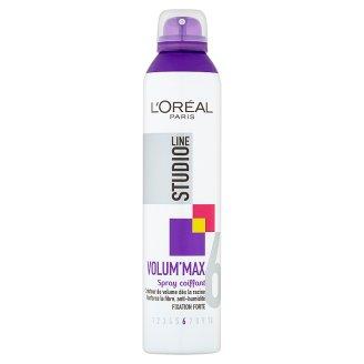 L'Oréal Paris Studio Line Volum' Max fixáló spray a dús hajért 300 ml