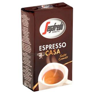 Segafredo Zanetti Espresso Casa Gusto Cremoso őrölt pörkölt kávé 250 g