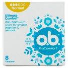 o.b. ProComfort Normal Tampons 8 pcs