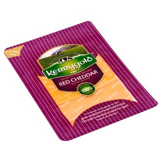 Kerrygold Sliced Fat Hard Red Cheddar Cheese 150 g