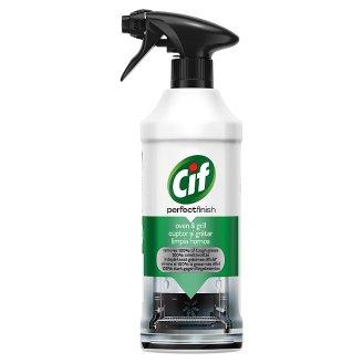 CIF Perfect Finish Sütő és Grill Tisztító Spray 435 ml