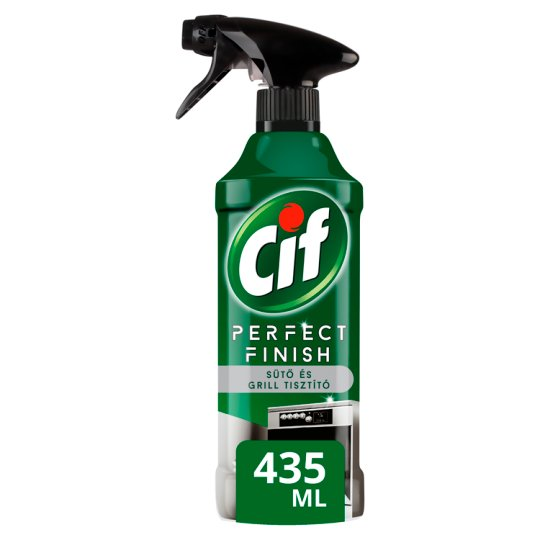 CIF Perfect Finish Oven and Grill Cleaner Spray 435 ml