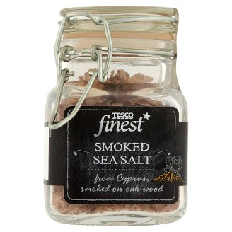 Tesco Finest Dried Smoked Sea Salt 50 g