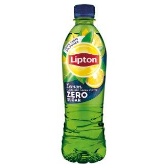 Lipton Green Ice Tea Zero with Lemon Flavouring 500 ml
