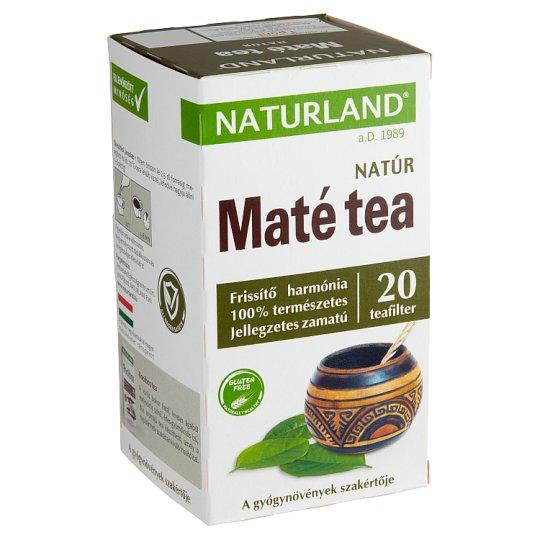 Naturland Special Unflavoured Maté Tea 20 Tea Bags 40 g