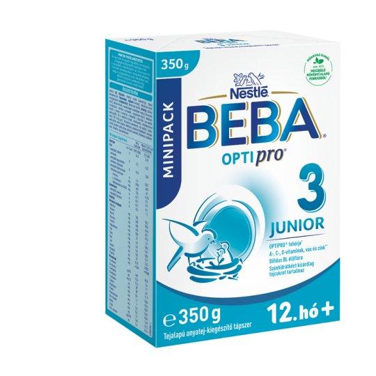 Beba Pro Junior 1 Milk-Based Breast-Milk Supplement 12+ Months 350 g