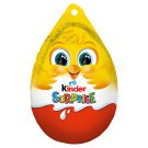 Kinder Surprise Easter Hanger Fine Milk Chocolate Shell with Milky White Lining 20 g