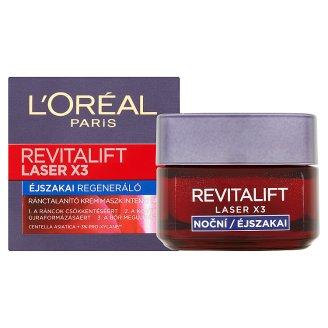image 2 of L'Oréal Paris Revitalift Laser X3 Regenerating Anti-Ageing Night Cream 50 ml