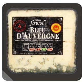 Tesco Finest Bleu d'Auvergne Fat, Soft Cheese 150 g