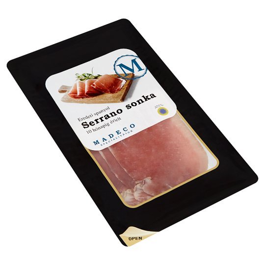 Serrano Ham 80 g
