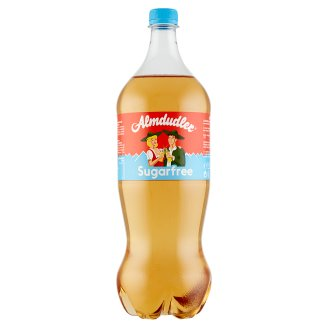 Almdudler Sugar-Free Carbonated Drink Made from Alpine Herbs 1,5 l