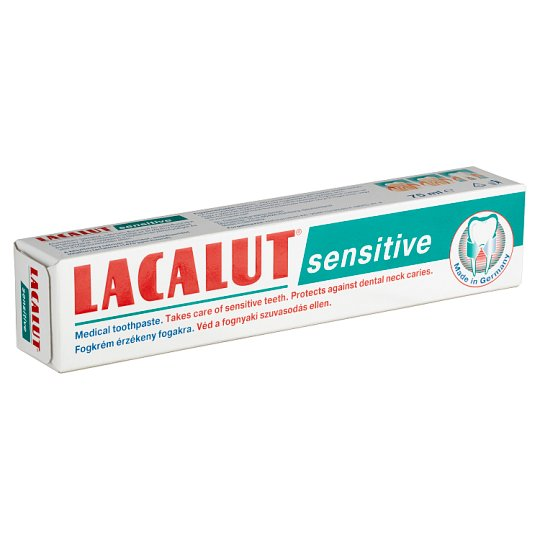 Lacalut Sensitive Medical Toothpaste 75 ml