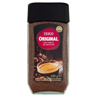 Tesco Original Instant Coffee 200 g