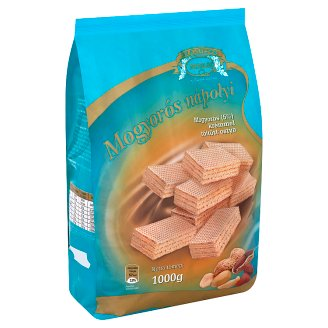 Ziegler Hazelnut Cream Filled Wafer 1000 g