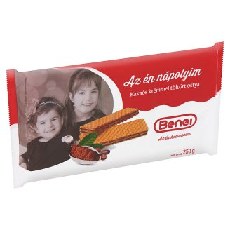Benei Cocoa Cream Filled Wafer 250 g