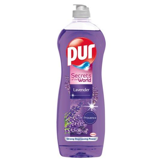Pur Secrets of the World Lavender Hand Dishwashing Liquid 900 ml