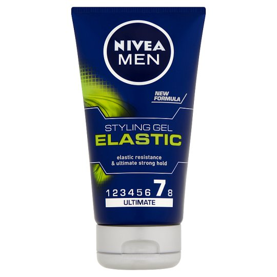 NIVEA MEN Elastic hajzselé 150 ml