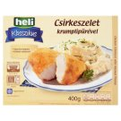 Heli Klasszikus Chicken Schnitzel with Mashed Potato 400 g
