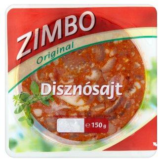 Zimbo Original disznósajt 150 g