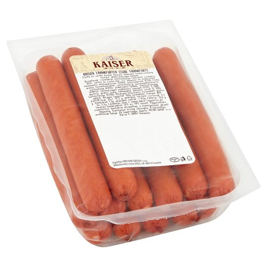 Kaiser frankfurti baromfi virsli 500 g