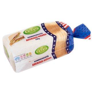 Ceres Sütő American Style Sandwich Bread 750 g