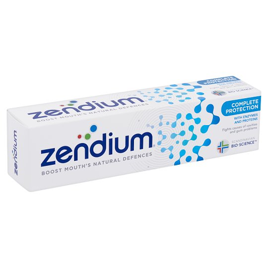 Zendium Complete Protection Toothpaste 75 ml