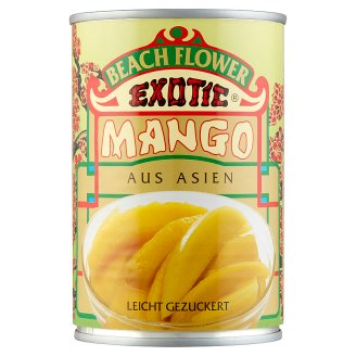 Beach Flower Exotic Mango Compote 425 g