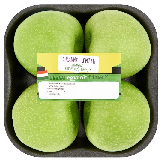 Tesco Granny Smith 4 db