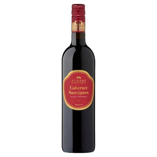 Juhász Felső-Magyarországi Cabernet Sauvignon száraz vörösbor 13,5% 750 ml