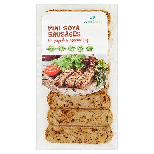 Well Well vegán mini grill paprikabundában 180 g
