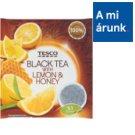Tesco Black Teas and Fruit Tea Mix with Honey-Lemon Flavour 20 Tea Bags 40 g