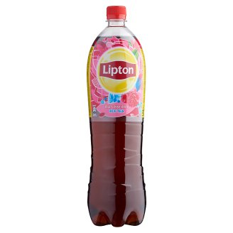 Lipton Ice Tea csökkentett energiatartalmú málna ízű szénsavmentes üdítőital 1,5 l