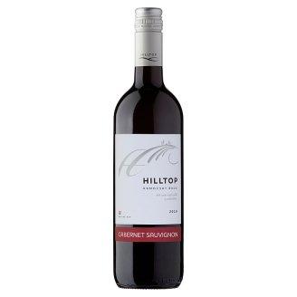 Hilltop Dunántúli Cabernet Sauvignon száraz vörösbor 11,5% 75 cl