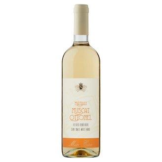 Mátrai Muscat Ottonel félédes fehér bor 11% 75 cl