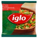 Iglo Quick-Frozen Mexican Vegetable Mix 450 g