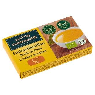 Natur Compagnie Organic Hen Meat Bouillon 8 pcs 88 g