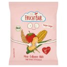 FruchtBar Organic Crunchy Millet-Corn Snack with Strawberry +12 Months 30 g