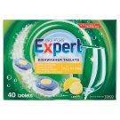 Go for Expert All In One Lemon Dishwasher Tablets 40 x 18 g