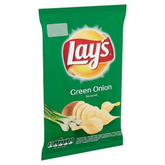 Lay's Spring Onion Flavoured Potato Chips 70 g