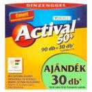Béres Actival 50+ filmtabletta 90 + 30 db 150 g