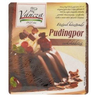 Váncza csokoládéízű pudingpor 3 x 49 g