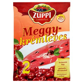 Zuppi Sour Cherry Cream Soup 50 g