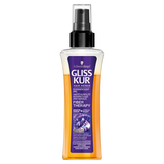 Gliss Kur 2-Phase Nourishing Spray Fiber Therapy 100 ml