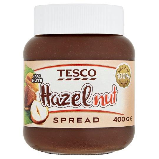 Tesco Hazelnut Spread 400 g