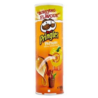 Pringles Paprika Flavoured Snack 165 g