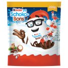 Kinder Schoko-Bons Milk Chocolate Bonbons Filled with Milky Cream and Peanut Pieces 200 g