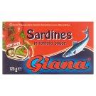 Giana Sardines in Tomato Sauce 125 g