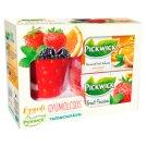 Pickwick gyümölcstea-válogatás egyedi gyümölcsös teásbögrével 80 g