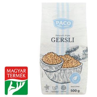Paco gersli, hántolt árpa 500 g